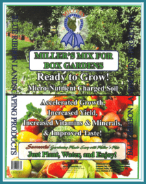 Miller's Box Garden Mix - Miller's Landscaping Products