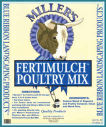 Poultry Mix - Miller's Landscaping Products