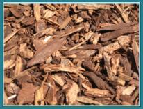 Shredded Bark - Miller's Landscaping Products