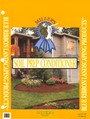 Soil Prep Conditioner - Miller's Landscaping Products