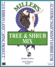 Tree and Shrub Mix - Miller's Landscaping Products