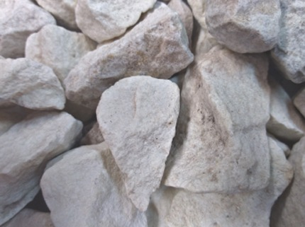 White Marble Rock - Miller's Landscaping Products