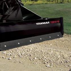 Accessory - Yanmar Box and Scraper Blade